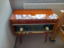 More details for rigonda stereo valve radiogram 1968 with legs.