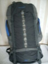 65 litre RUCKSACK with raincover Mountain life.