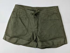 The North Face Women's Green Size 2 Hiking Shorts NWOT