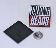 TALKING HEADS PIN (MBA 721)