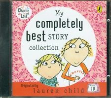Charlie And Lola - My Completely Best Story Collection English Cd Ottimo