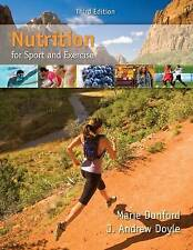 Nutrition for Sport and Exercise by Marie Dunford, J. Doyle (Paperback, 2014)