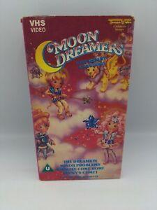 Moon Dreamers VHS Tape Vintage Children's 80s