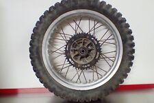 1981 1982 1983  Suzuki RM465 RM500 RM 465 500 rear wheel rim hub sprocket