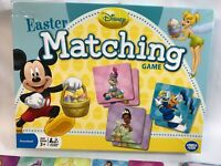 Disney Easter Matching Game by Wonder Forge 72 Pieces Ages 3+