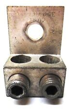 SQUARE D, MECHANICAL LUG, 2 WIRE, CU9AL, DU-350, 350MCM, 11/16""
