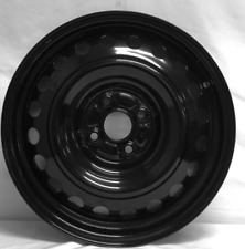 16 Inch 4 Lug Black Steel Wheel Fits 2011-2015 IQ WE39596T