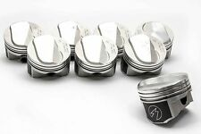 Speed Pro/TRW Chevy 454 LS6 30cc Dome Top Coated Forged Pistons Set/8 11.0:1 +30