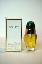 New in the Box VOLUPTE by Oscar de la Renta 1/3oz / 1/3 oz Perfume Natural Spray