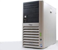 MINISTERO INTERNI COMPUTER PC FSC CORE 2 DUO A 1,5 GB RAM 160GB DVD RS-232 WIN