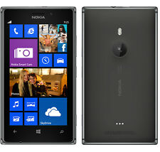 Nokia Lumia 925 Liberado Negro 16gb Dual Core 8mp Cámara Windows Smartphone