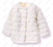 f4abb1148 Janie and Jack Faux Fur Coats (Newborn - 5T) for Girls