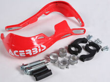 Rally PRO Handguards Red Acerbis 2142000227 w/ Universal Bar Mount Kit