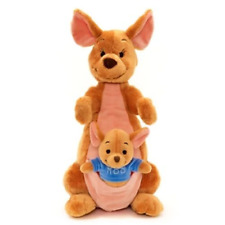 Disney Mini Bean Bag Winnie The Pooh Kanga Plush Soft Stuffed Toy 36 Cm