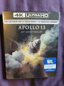 Apollo 13 4k Steelbook New