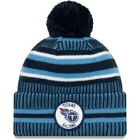 Tennessee Titans Beanie NFL Football New Era Sideline 2019 One Size