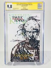 9.8 CGC SS Dark Tower: The Gunslinger Born #3 Sketch Cover Signed by JAE LEE