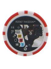 Marvel Heroclix Rocket Raccoon 2007 Convention Exclusive Token Bystander Wizkids