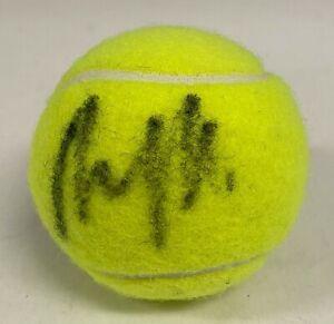 Andy Roddick Signed Penn 1 Tennis Ball Autographed AUTO JSA COA
