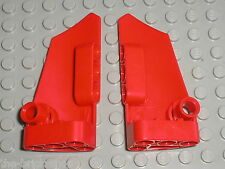 LEGO TECHNIC Red panel fairing 3 & 4 ref 64683 64391 / set 8263 9394 8258 42029