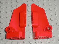 LEGO TECHNIC Red panel fairing 3 & 4 ref 64683 64391 / set 8263 9394 8258 42029