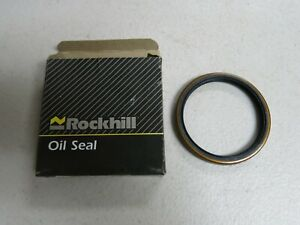 Rockhill 1984 Oil Seal fits Subaru 1972 - 1989
