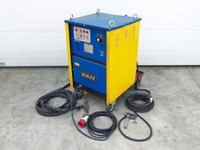 WIG Schweißgerät NIMAK GS 200 W = 200 Ampere Wassergekühlt + HF-Zündung +Zubehör