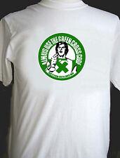 Green Cross Code Retro siebziger Jahren Style T-Shirt.