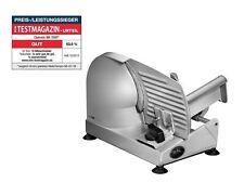 Metall-Allesschneider MA 3585 Wurstschneidemaschine Brotschneidemaschine Neu