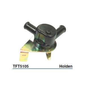 Tru-Flow Heater Tap TFT5105 fits Holden Statesman WB 5.0 V8 308 (Blue)