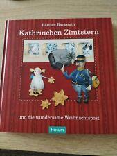 Kinderbücher Kathrinchen Zimtstern B.Backstein Neu