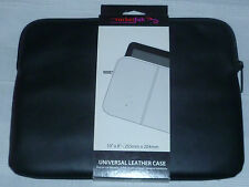 Rocketfish Universal Real Leather Case  255 mm x 204 mm (1st class p+p)