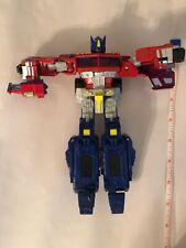 "Hasbro Transformers Classics Voyager Optimus Prime Action Figure 7"""