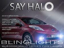 Halo Fog Lamp Angel Eye Driving Light Pair for S SL SV 014 015 2016  Nissan Leaf