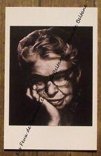 Carte format CPSM,Eleanor Roosevelt