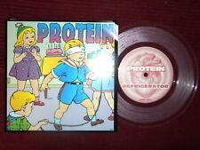 """45T 7"""" PROTEIN """"My blood - Refridgerator"""" Pink vinyl µ"""