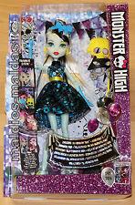 MONSTER High Frankie Stein benvenuto a della Monster High dnx34 Nuovo/Scatola Originale Bambola
