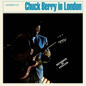 CHUCK BERRY - IN LONDON LP - RSD BF - 180 GRAM - NEW - SEALED