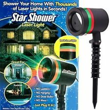 Star Shower Static Laser Lights Star Projector