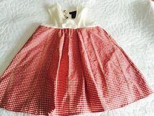 Burberry Baby Girls Dress Sz 18 M