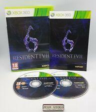 Resident Evil 6 XBOX 360 Edition FR