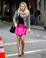 Hilary Duff 8x10 Legs Photo #3