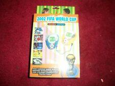 2002 Fifa World Cup korea japan hand held video game
