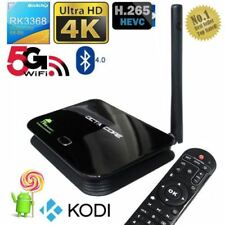 Octa Core HDMI 2160p Internet TV & Media Streamers