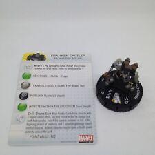 Heroclix Amazing Spider-Man set Franken-Castle #101 Limited Edition fig w/card!