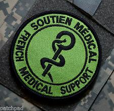 SERVICE DE SANTÉ DES ARMÉES FRENCH PEDRO MEDEVAC OD VeIcrọ SSI: SOUTIEN MÉDICAL