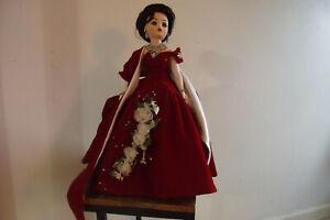 "Madame Alexander 19.5"" Scarlett Cissy Doll Rose Splendor #22680"
