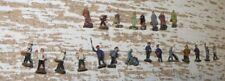 OW Merten Preiser o.a. Konvolut über 20 Figuren aus  den 1950 Jahren Erstbesitz
