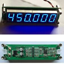 Digital 6LED 1MHz~1000MHz 1GHz RF Signal Frequency Counter Cymometer Tester B
