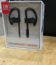 Beats by Dr. Dre Powerbeats 3 Wireless Orecchio-Gancio Cuffie-Nero